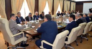 Réunion à Rabat du Conseil de gouvernement