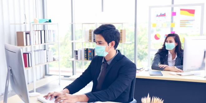 Covid-19 Voici le protocole pur gérer le risque de contamination dans les lieux de travail