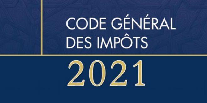 Le Code Général des Impôts 2021