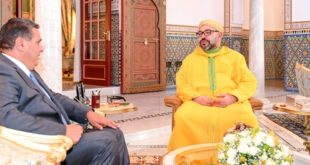 Le Roi reçoit Akhannouch et le nomme chef du gouvernement