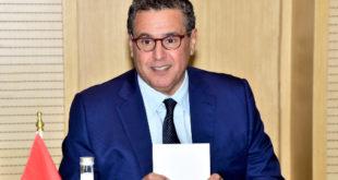 aziz_akhanouch-chef de gouvernement